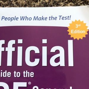 Other - GRE prep book